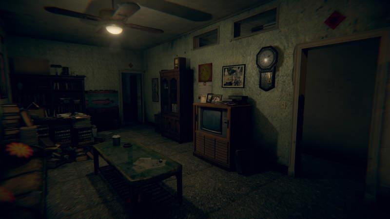 恐怖游戏《还愿Devotion》上线 玩家深入老宅揭开真相