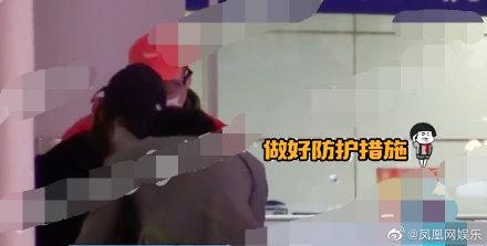 彭昱畅张婧仪同返公寓一夜未出 疑似恋情曝光